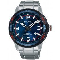 Pulsar PS9477X1 Men's Watch 45mm 10 ATM