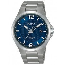 Pulsar PS9611X1 Titan men`s 41mm 10ATM