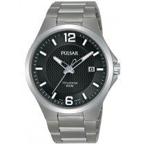 Pulsar PS9613X1 Titan Men's 41mm 10ATM
