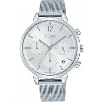 Pulsar PT3943X1 Chronograph Ladies 36mm 5 ATM