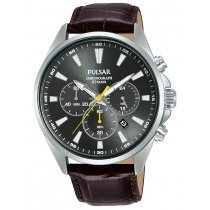 Pulsar PT3A41X1 classic chrono men´s 43mm 10ATM