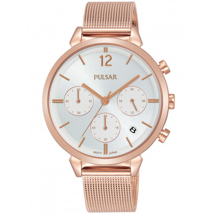 Pulsar PT3944X1 Chronograph Ladies 36mm 5 ATM