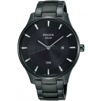 Pulsar PX3103X1 Solar Men's Watch 41mm 5 ATM