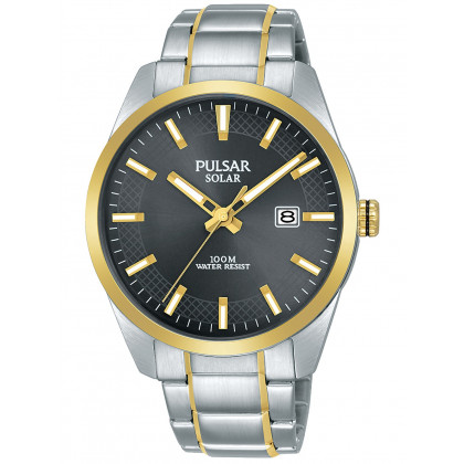 Pulsar PX3184X1 Solar Men's 40mm 10ATM