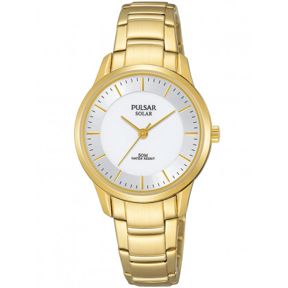 Pulsar PY5042X1 Solar Ladies 29mm 5 ATM