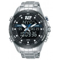 Pulsar PZ4027X1 Chronograph Men's 45mm 10 ATM