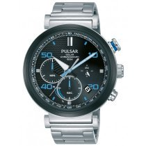 Pulsar PZ5065X1 Chronograph Rally Solar 44mm 10 ATM