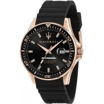 Maserati R8821140001 Sfida automatic men´s watch 44mm 10ATM