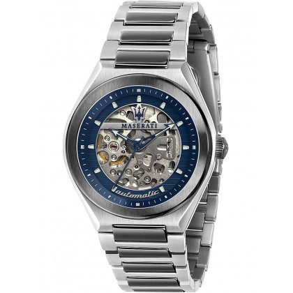 Maserati R8823139003 Triconic men`s automatic 40mm 10ATM