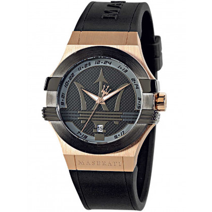 Maserati R8851108002 Potenza men´s watch 40mm 10ATM