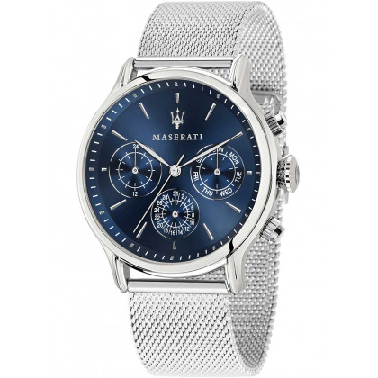 Maserati R8853118013 Epoca men´s watch 42mm 10ATM