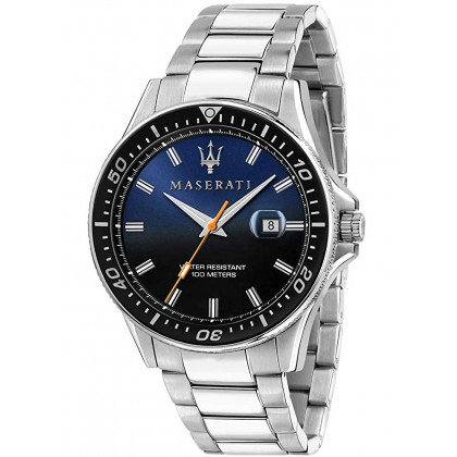 Maserati R8853140001 Sfida men`s watch 44mm 10ATM