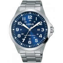 Lorus RH925GX9 Men's 44mm 10 ATM