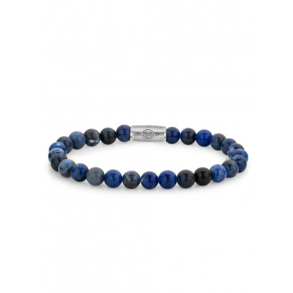 Rebel & Rose bracelet Midnight Blue RR-60012-S-S ladies