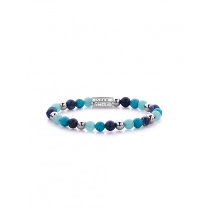 Rebel & Rose bracelet Blue Summer Vibes II RR-60056-S-S ladies