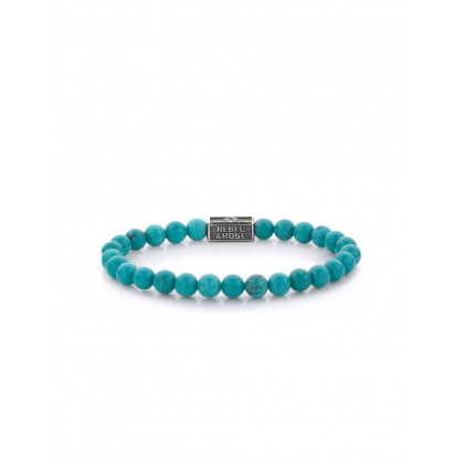 Rebel & Rose bracelet Turquoise Delight RR-6S001-S-S ladies