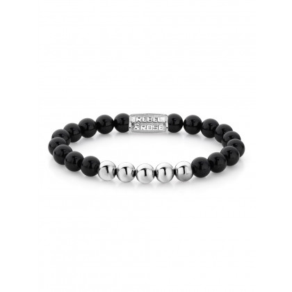 Rebel & Rose bracelet Black Panther RR-80001-S-19 men`s