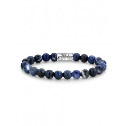 Rebel & Rose bracelet Midnight Blue RR-80010-S-M men`s