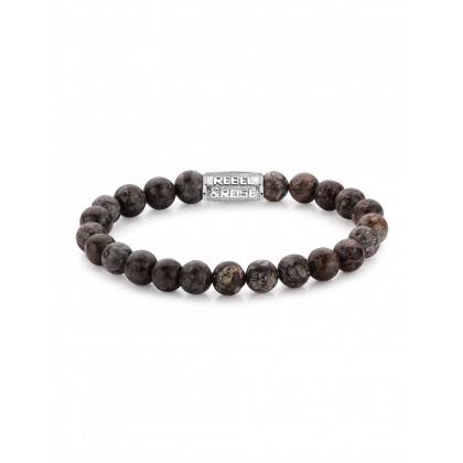 Rebel & Rose bracelet Brown Sugar RR-80017-S-L men`s