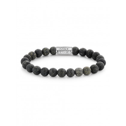 Rebel & Rose bracelet Matt Traveller RR-80033-S-L men`s