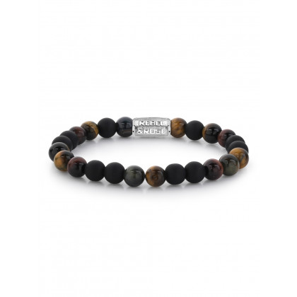 Rebel & Rose bracelet Mad Tiger Twist RR-80048-S-L men`s