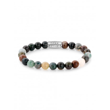Rebel & Rose bracelet Indian Summer RR-80049-S-M men`s