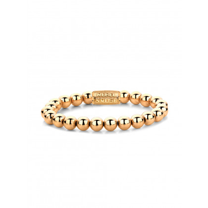 Rebel & Rose bracelet Yellow Gold only RR-80060-G-L men`s