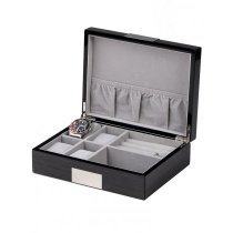 Rothenschild Watches & jewelry box RS-2272-6 for 4 Watches +2 compartments