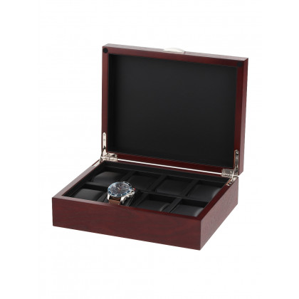 Rothenschild Watch Box RS-2376-8C For 8 Watches brown
