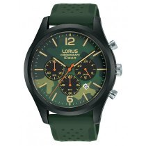 Lorus RT399HX9 Sport chronograph 44mm 10ATM