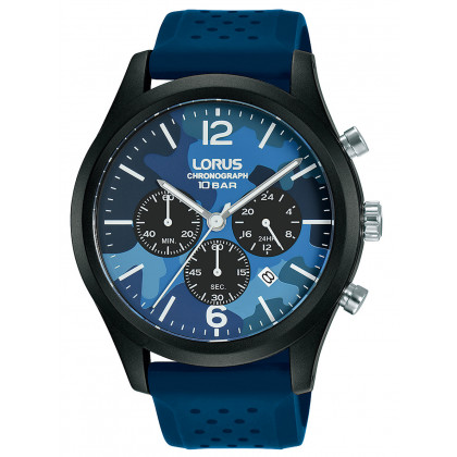 Lorus RT301JX9 Sport chronograph 44mm 10ATM