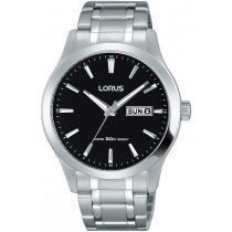 Lorus RXN23DX9 Men's 39mm 5 ATM