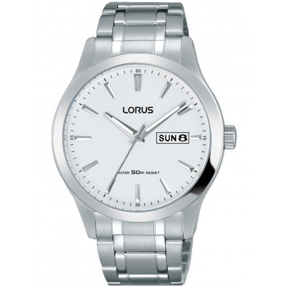 Lorus RXN25DX9 Men's 39mm 5 ATM