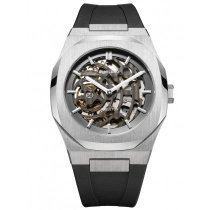 D1 Milano SKRJ01 Skeleton Automatic Men's 42mm 5 ATM