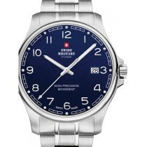 Swiss Military SM30200.18 Men's 39mm 5ATM