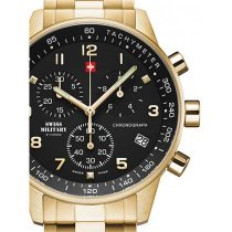 Swiss Military SM34012.12 Chronograph 41mm 5 ATM
