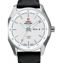 Swiss Military SM34027.06 Men's 44mm 10ATM