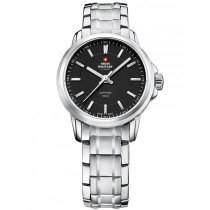 Swiss Military SM34040.01 Ladies Sapphire 28mm 10 ATM