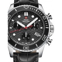 Swiss Military SM34051.04 Chronograph 46mm 10 ATM
