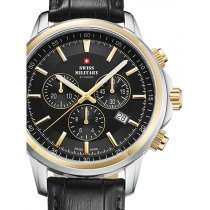 Swiss Military SM34052.10 Chronograph Sapphire 42mm 10 ATM