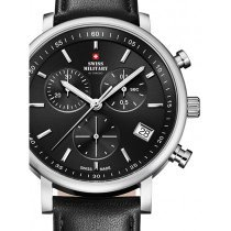 Swiss Military SM34058.04 Chronograph 42mm 10 ATM