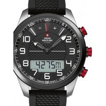 Swiss Military SM34061.01 analogue/digital Chronograph 45mm 10ATM