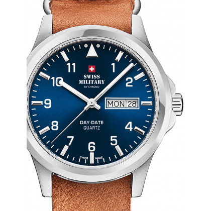 Swiss Military SM34071.05 men`s 40mm 5ATM