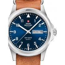 Swiss Military SM34071.05 Men's 40mm 5ATM