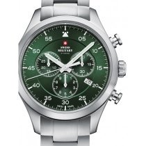 Swiss Military SM34076.03 chronograph 43mm 10ATM