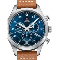 Swiss Military SM34076.06 Chronograph 43mm 10ATM