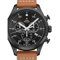 Swiss Military SM34076.08 Chronograph 43mm 10ATM