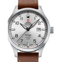 Swiss Military SM34078.05 Men's 43mm 10ATM