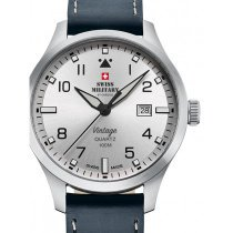 Swiss Military SM34078.06 Men's 43mm 10ATM