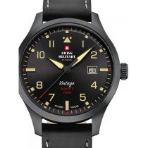Swiss Military SM34078.08 Men's 43mm 10ATM
